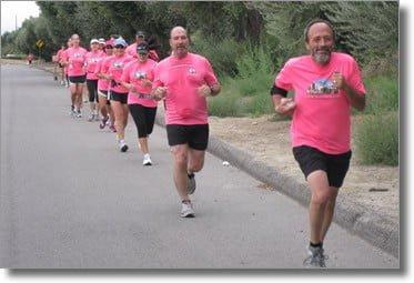Single File Runners