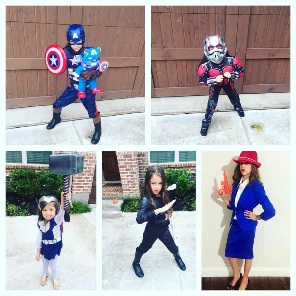 Tania Lamb's daughters are Avengers-loving girls! Tania is a Northern Virginia mom blogger.