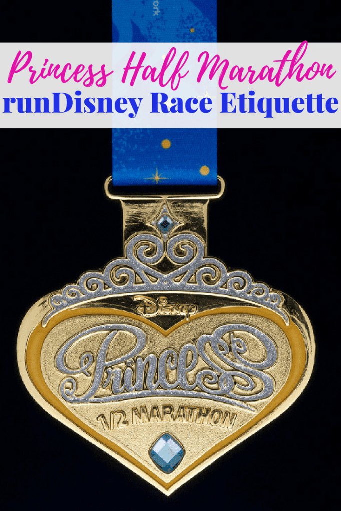 It's almost Princess Half Marathon Weekend registration time! For all your princesses running runDisney races, check out these tips to runDisney and have good race etiquette.