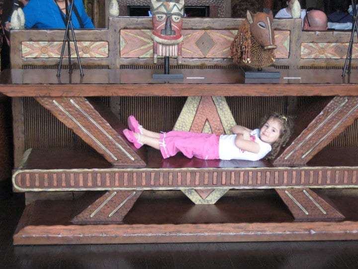 Planning for toddlers at Disney World? Visit Animal Kingdom Lodge for delicious restaurant choices.