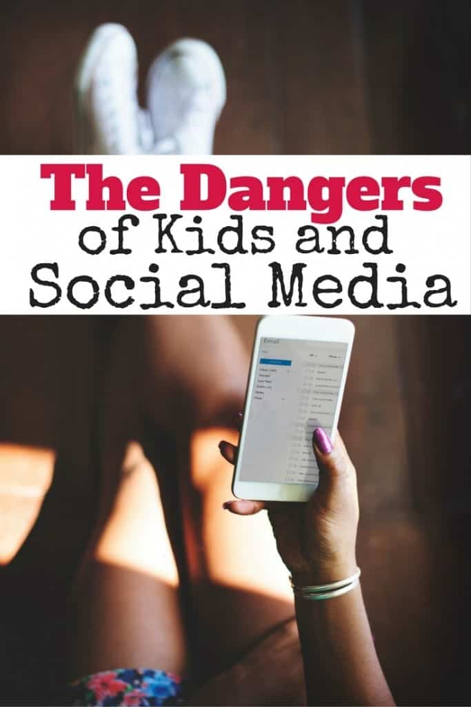 I won't allow my kids to have social media accounts like Instagram, Snapchat, and Facebook, because of the dangers of social media. I won't even let them when they're teenagers. Here's why. For me, the risks outweigh the benefits.