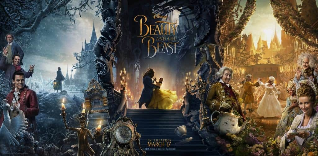 Final Beauty and the Beast Trailer is released! Also hear John Legend and Ariana Grande sing the iconic song, Beauty and the Beast.