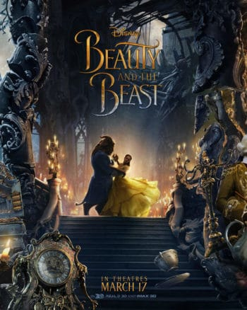 Disney's Beauty and the Beast Final Trailer is released!