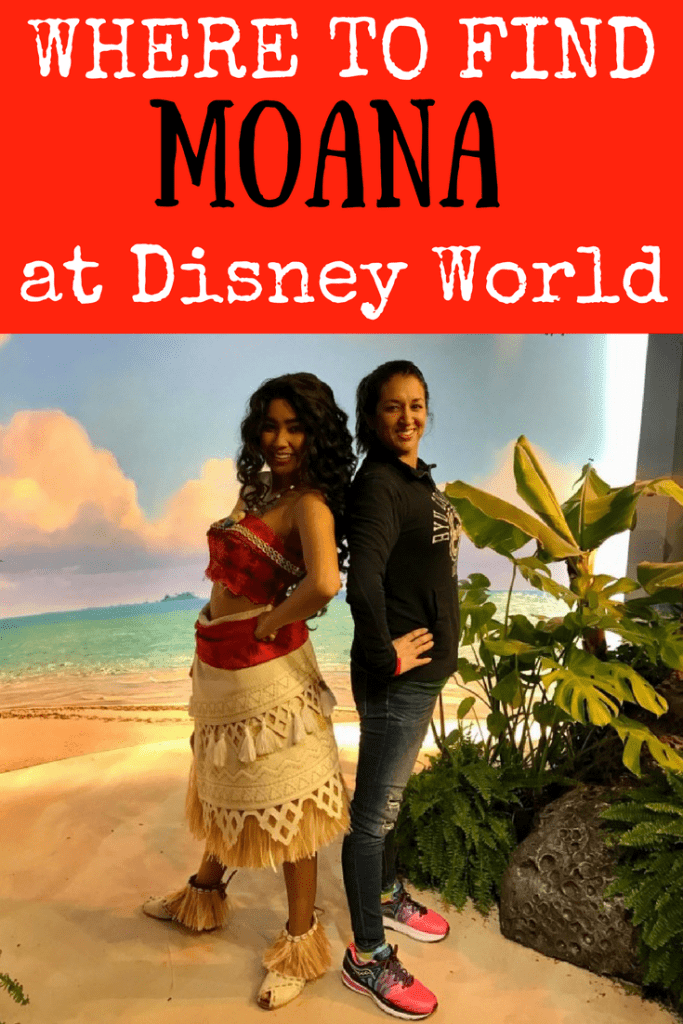 Where can you meet Moana at Disney World? Well, I've got some bad news. She used to meet at Hollywood Studios, but not anymore.