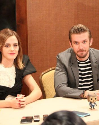 Exclusive Interview with Emma Watson and Dan Stevens for Beauty and the Beast
