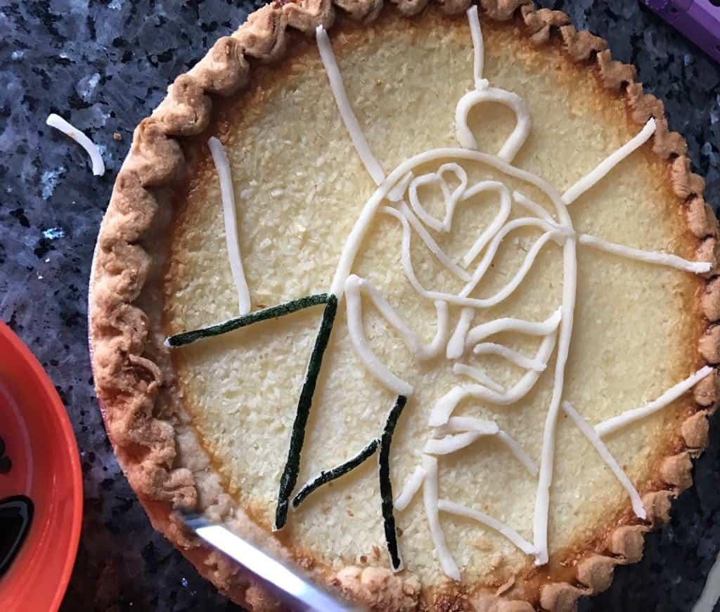 Simple pie ideas for Pi Day on March 14th.
