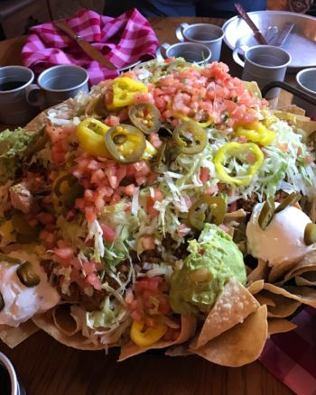 If you have a large party, don't forget to try the Secret Disney Nachos at Pecos Bill in Magic Kingdom Park!