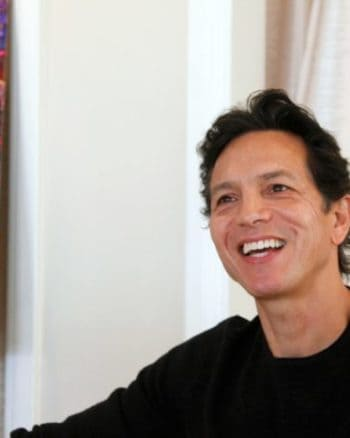 Benjamin Bratt gets deep and tell us his favorite moments in Coco.