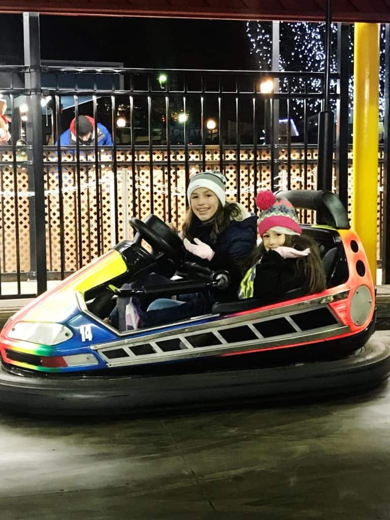 Get your ride on at Hersheypark Christmas Candylane for the holidays.