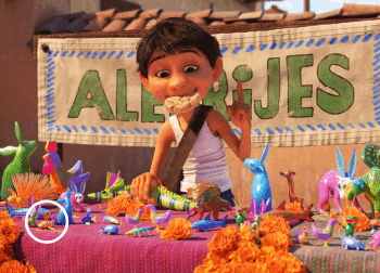 Here are 11 things to look for in Disney Pixar's Coco including Pixar Coco Easter eggs.