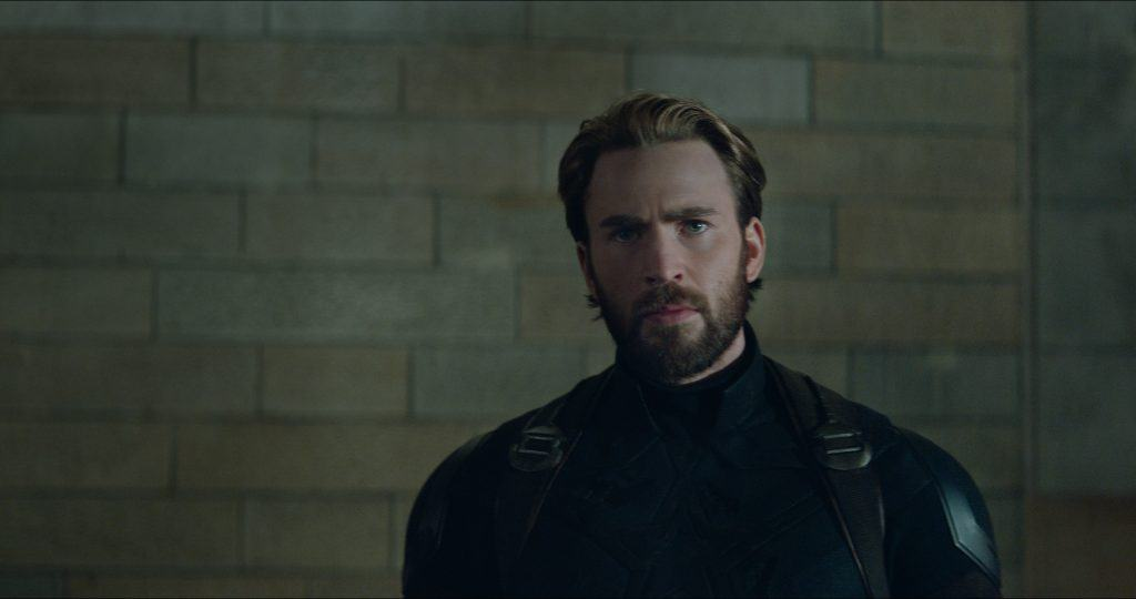 Why I'm Team Cap and Bearded Cap in Avengers: Infinity War!