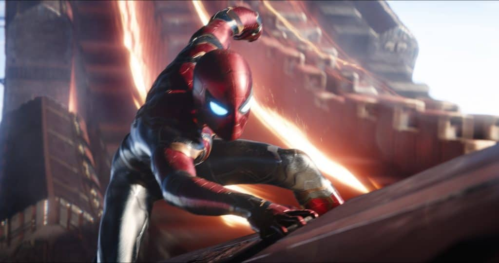 Even though all the Marvel characters will appear, is Avengers: Infinity War safe for kids?