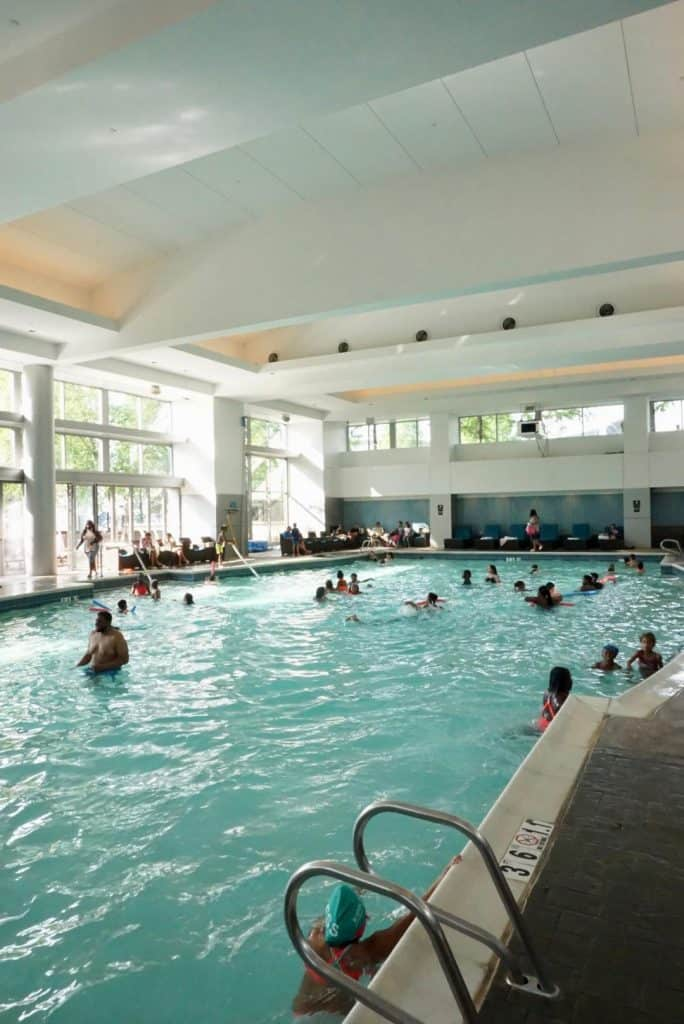 Gaylord National Harbor Pool