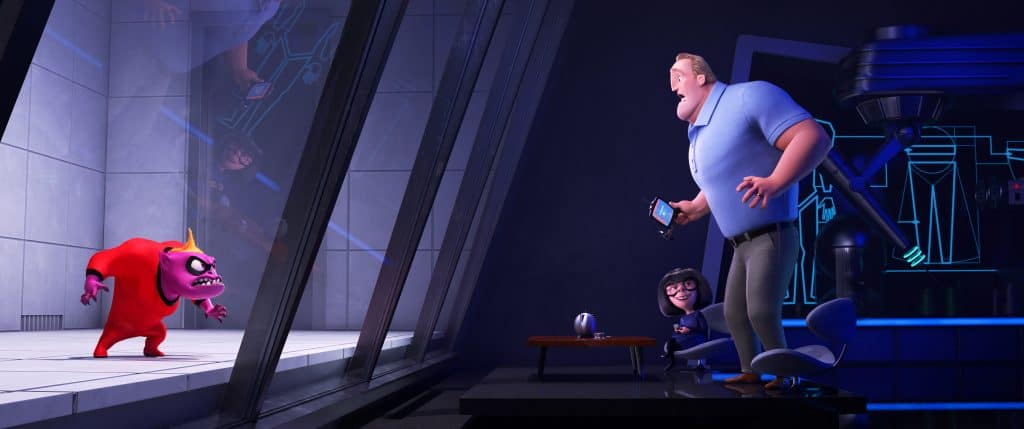 Is Incredibles 2 kid friendly? Well Jack-Jack turns into a devil baby sometimes.