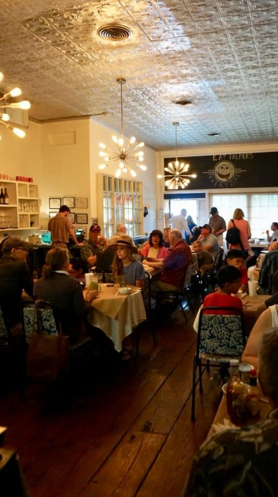 Palmer's Village Cafe is one of the best restaurants in St. Simons Island, GA.