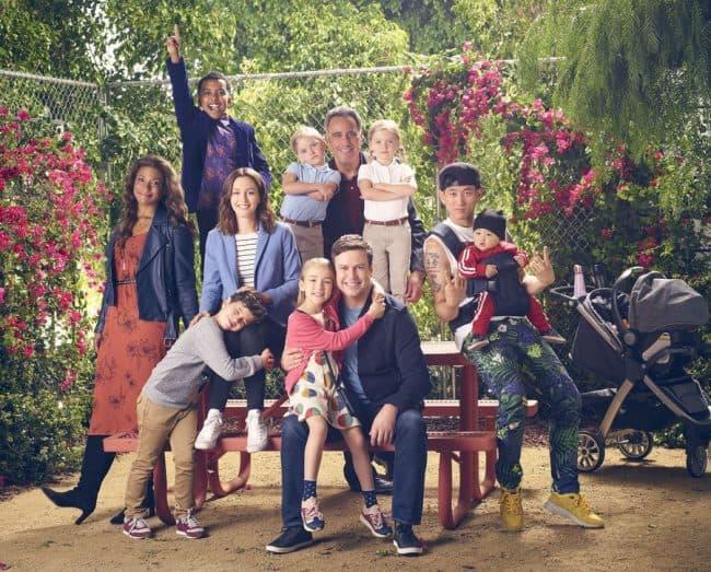 Single Parents Cast on ABC