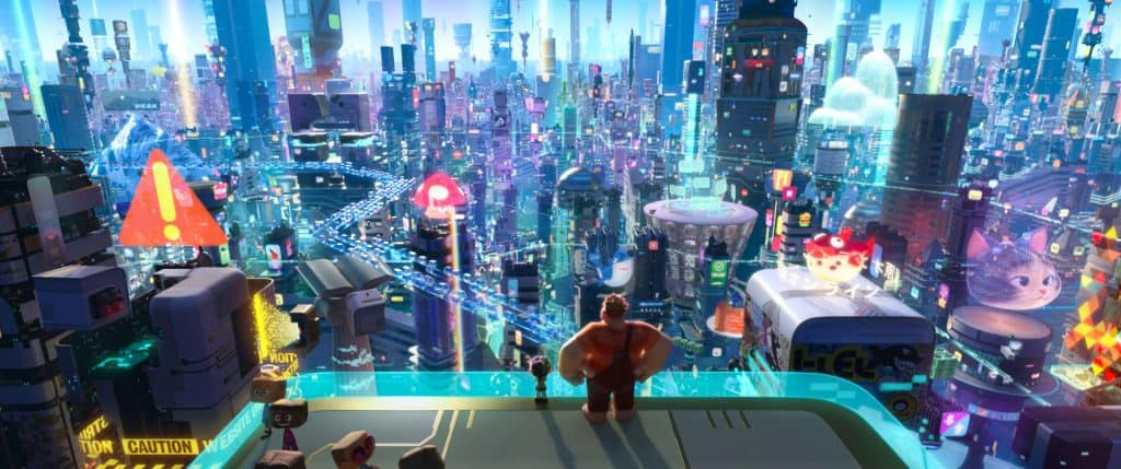 Is Ralph Breaks the Internet Kid Friendly? The ugly side of the internet.