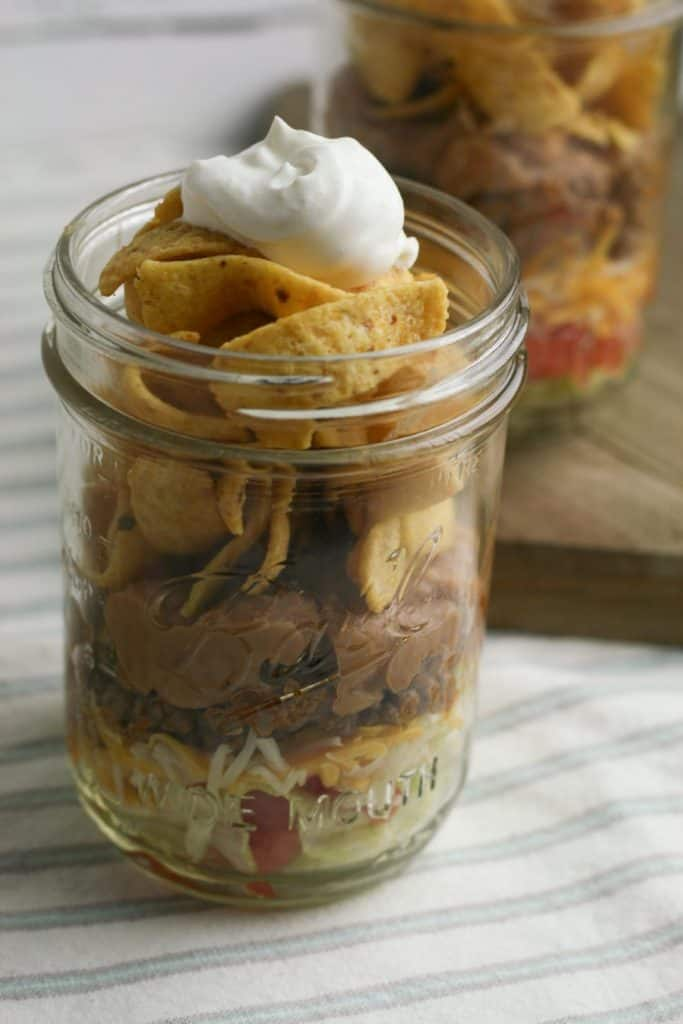 Frito Pie Recipe for an easy dinner!