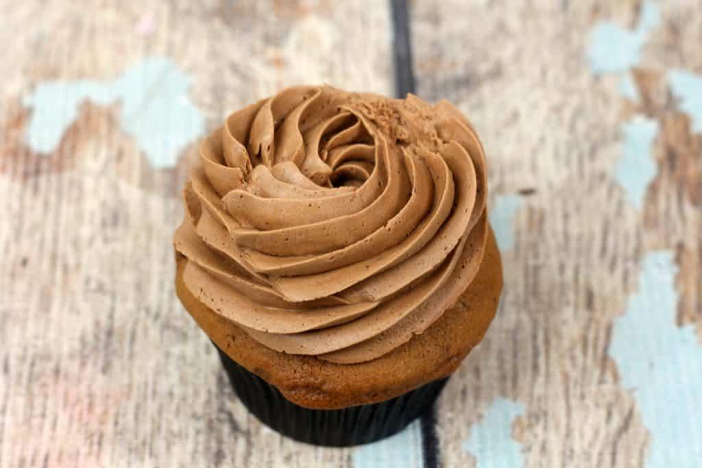 German Chocolate Cupcake Frosting