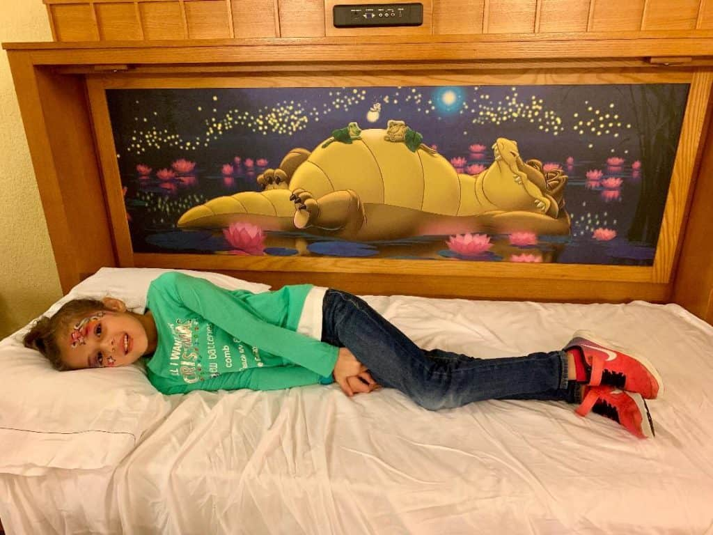 Split up so grandparents can take younger kids back to the Disney hotel for a nap on multigenerational trips to Disney World.