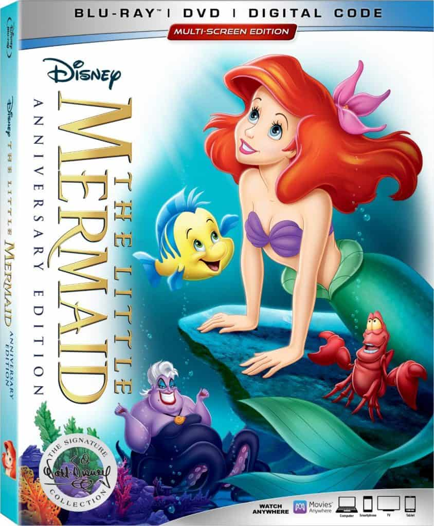 The Little Mermaid 30th Anniversary Edition