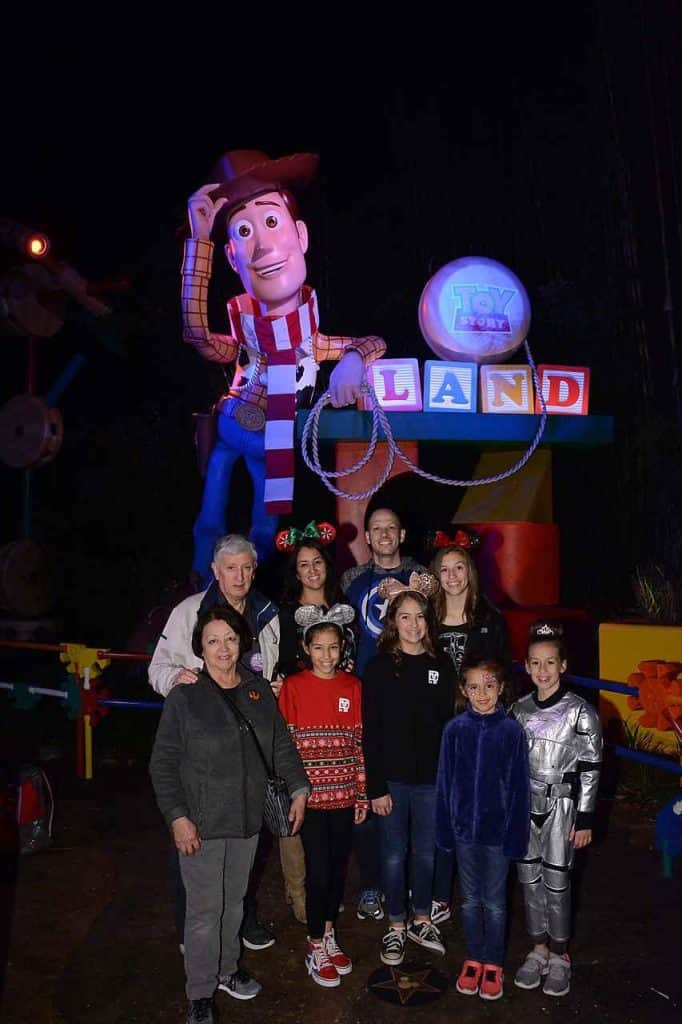 Tips for Multigenerational family vacations to Disney World