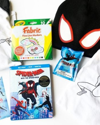 Spider-Man: Into the Spider-Verse Giveaway