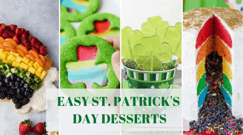 Easy St. Patrick's Day Desserts