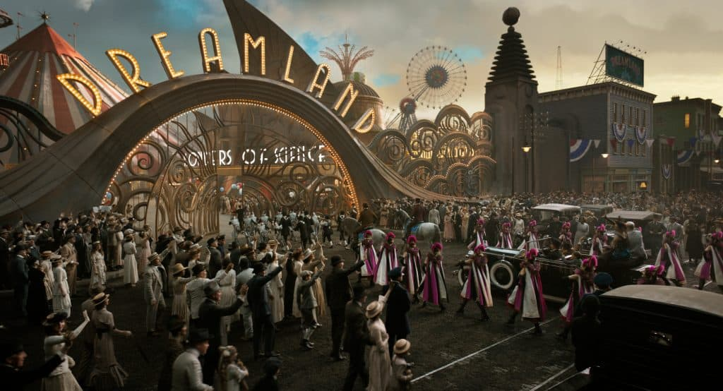 Dreamland in Dumbo was a little too much.