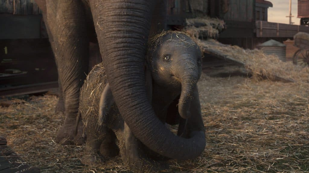 Is Dumbo appropriate for kids under 8?