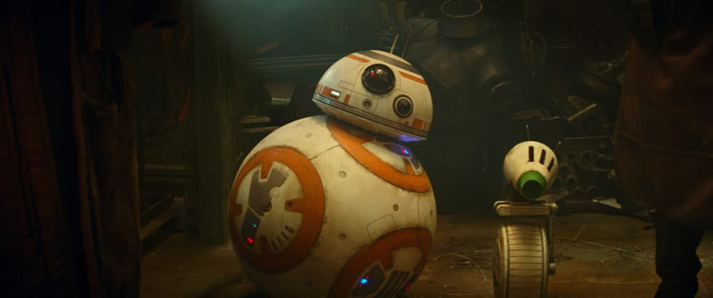 A new droid in Star Wars Episode 9- D-O