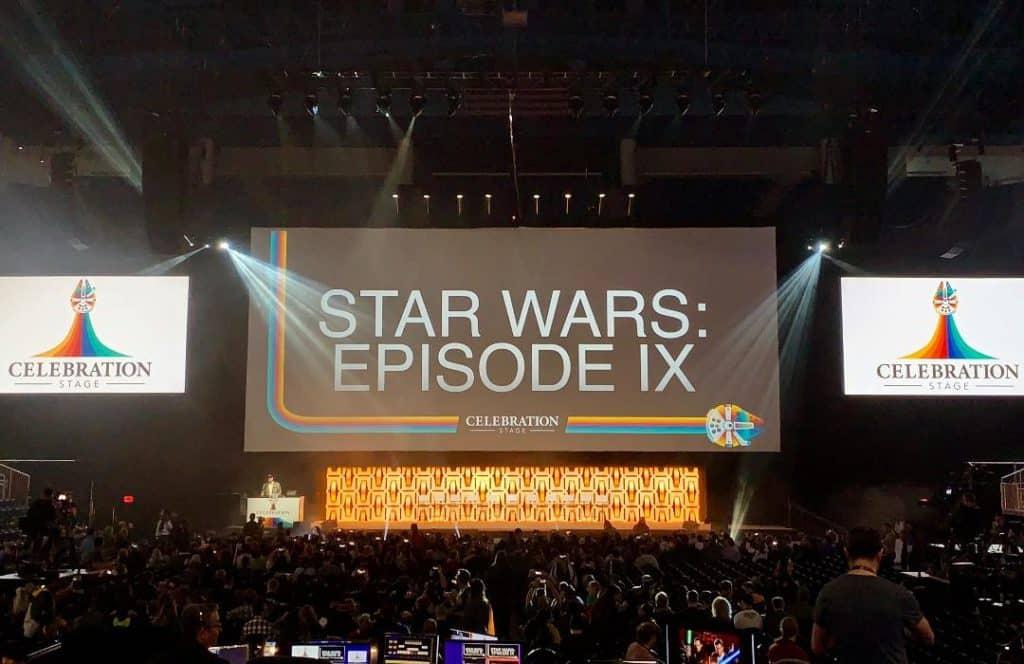 Star War Episode IX Panel Star Wars Celebration