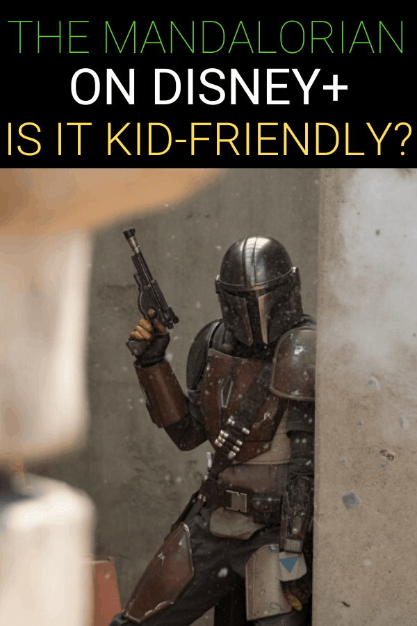 Is the Mandalorian safe for kids?