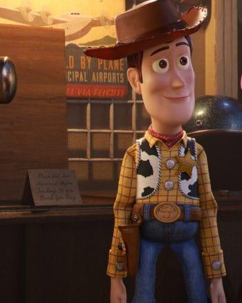 Bo Peep's new attitude in Toy Story 4