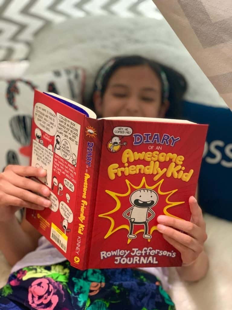 Diary of An Awesome Friendly Kid Review