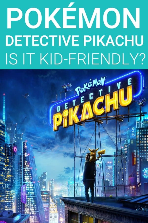 Is Pokemon: Detective Pikachu kid friendly? What you need to know about the language, violence, and mature content for little kids in Detective Pikachu.