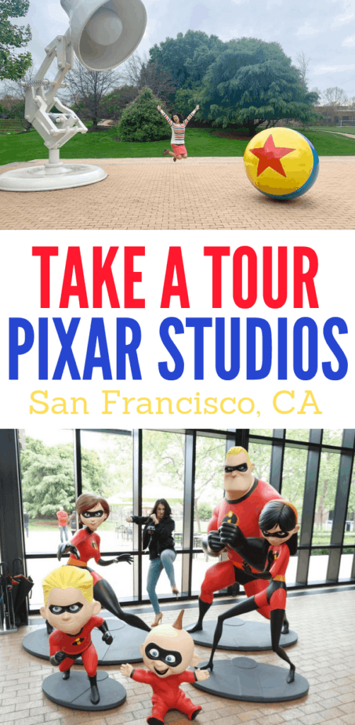 Come take a look inside Pixar Animation Studios in Emeryville, CA which is right next to San Francisco! Tons of photos inside the offices of all the Pixar geniuses behind Toy Story, UP, Finding Nemo, Coco, and more!
