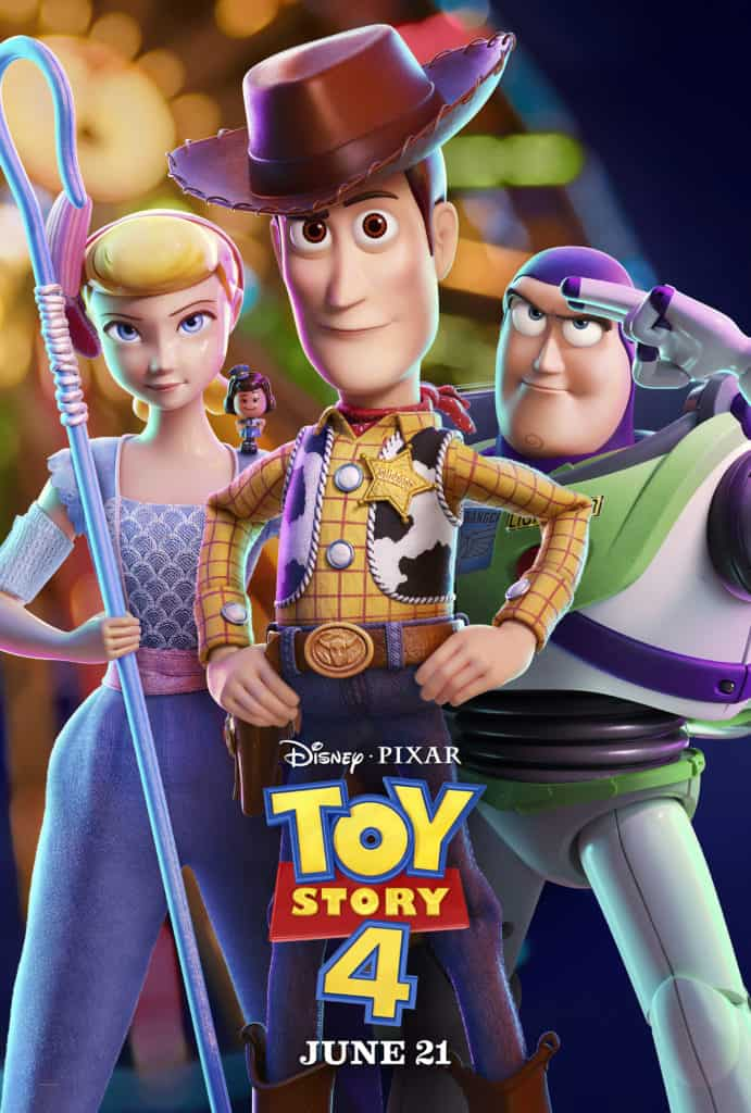 Toy Story 4 Final Movie Poster