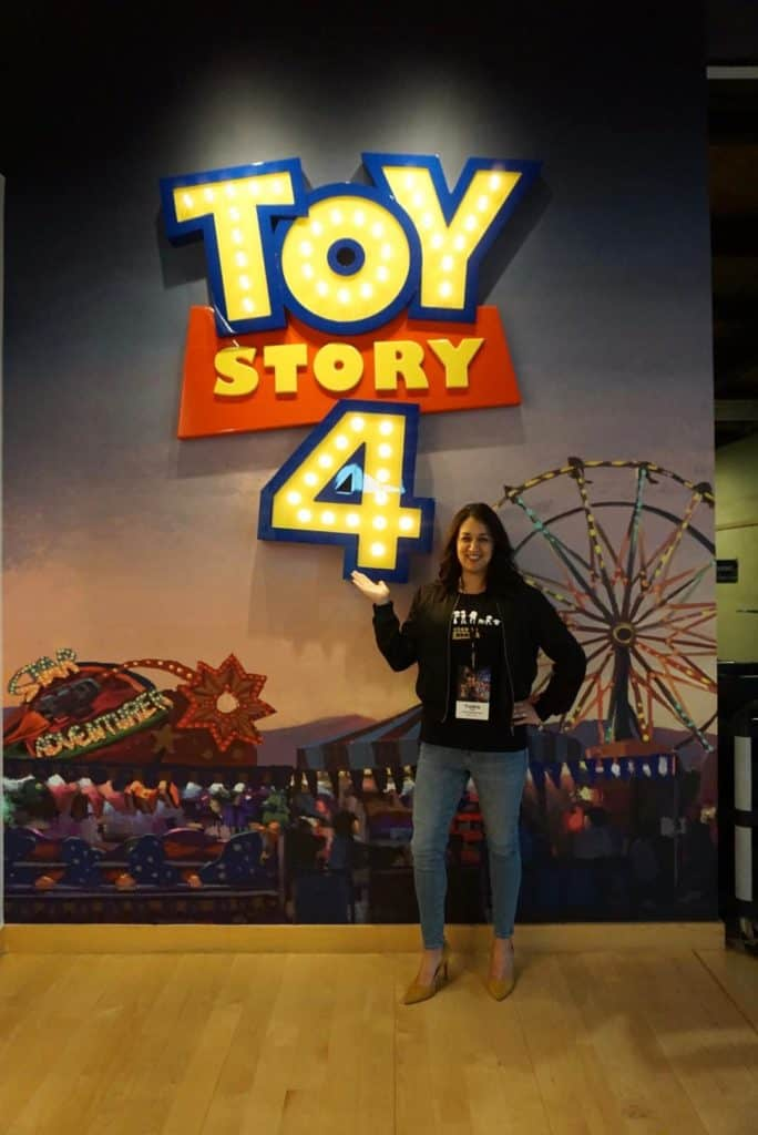 Toy Story 4 at Pixar Animation Studios Reception