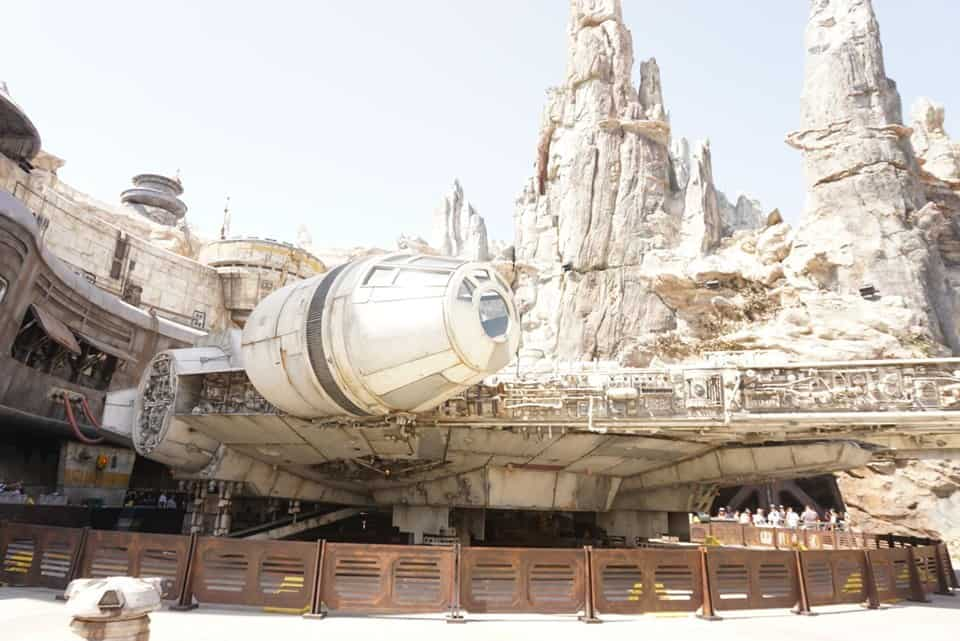 Will Millennium Falcon: Smugglers Run make you sick?