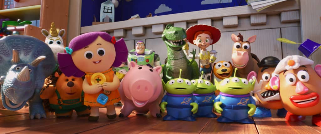 Is Toy Story 4 ok for little kids? Here's the scoop!