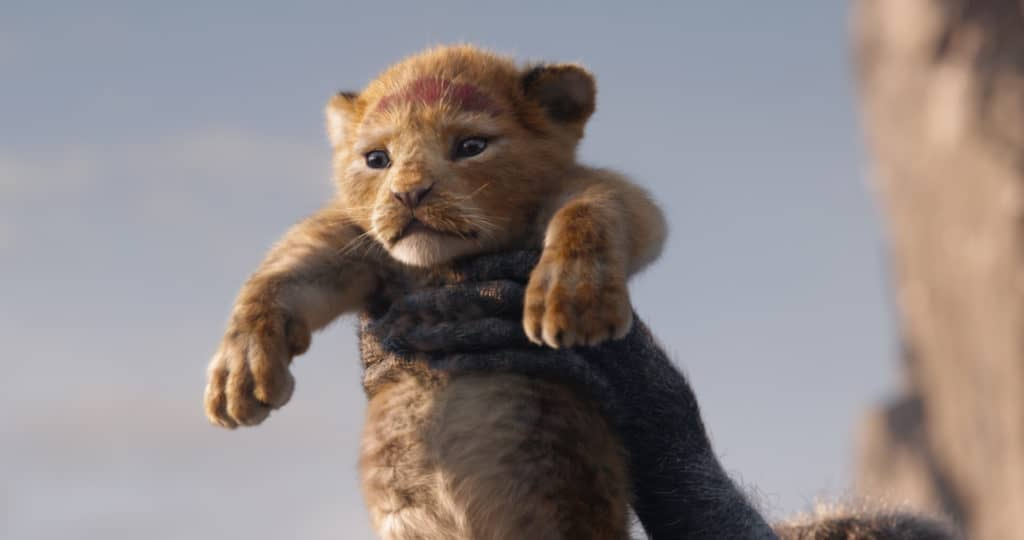 Is Disney's The Lion King ok for kids?