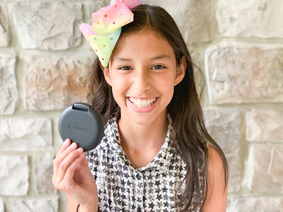 Have teens carry their Invisalign case wherever they go.