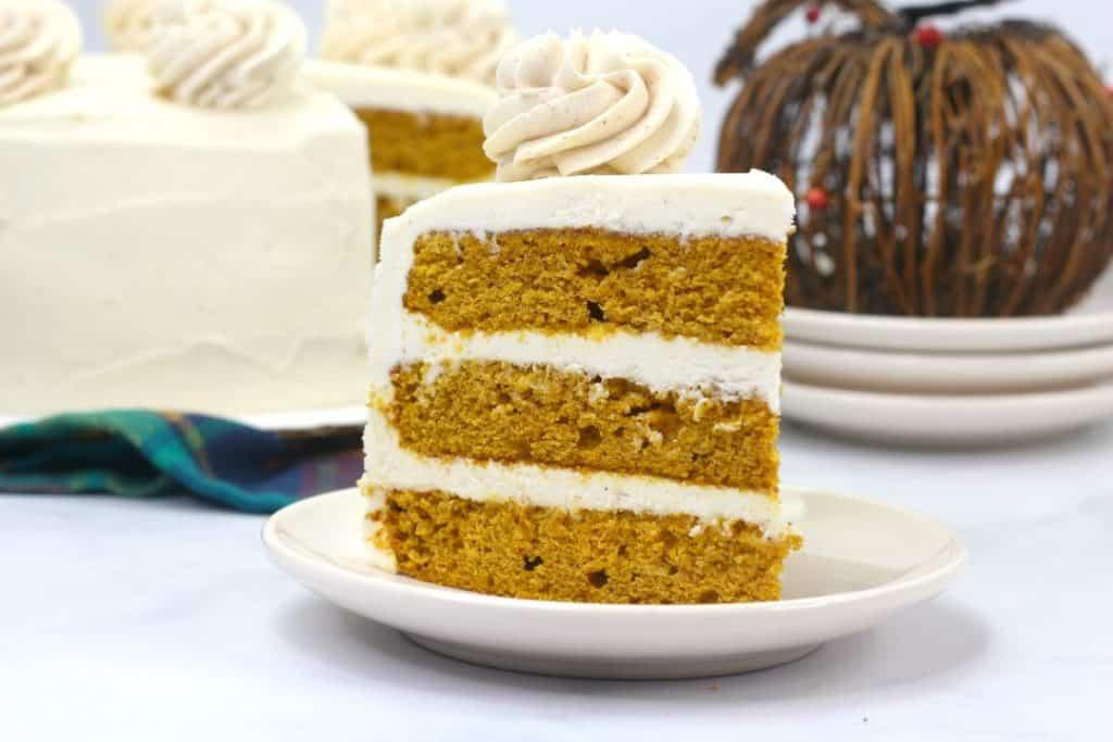 The Best Pumpkin Cake Recipe