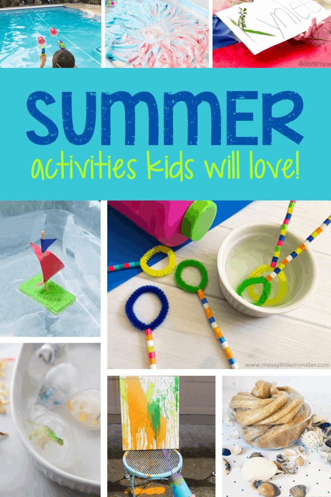 Free Summer Activities for Kids of All Ages!