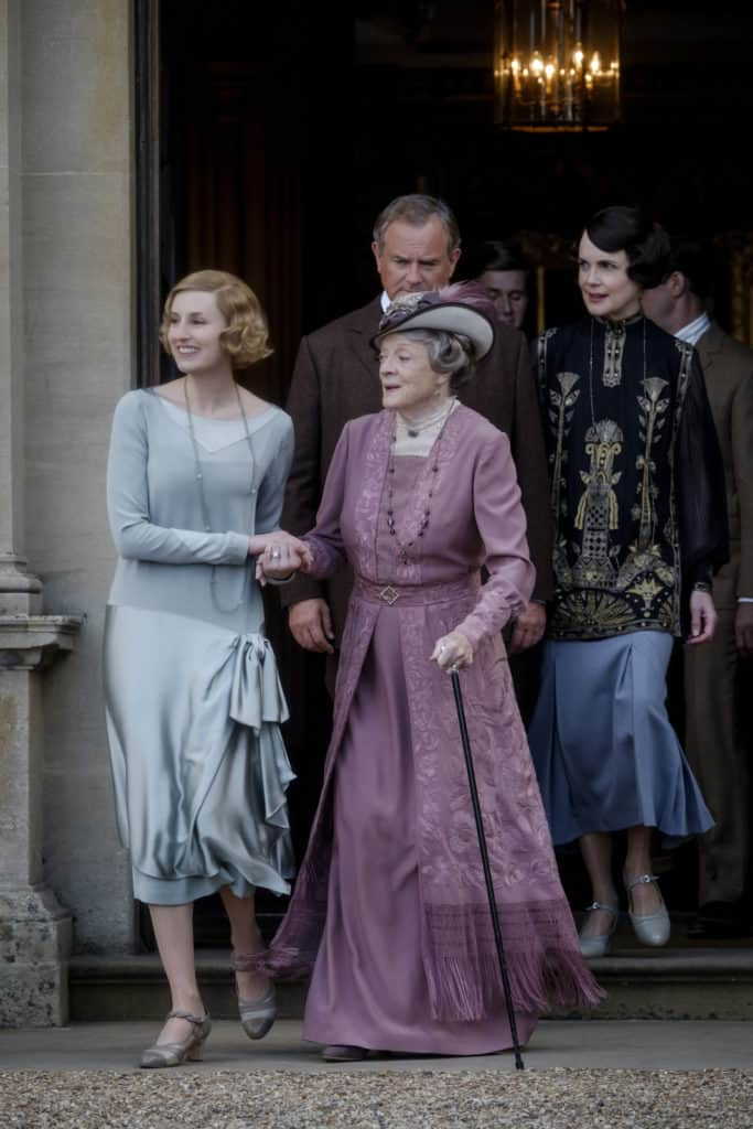 best Downton Abbey movie quotes