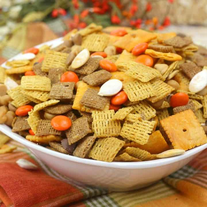 Fall Chex Mix Recipe