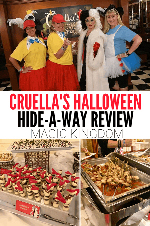 Cruella'a Halloween Hideaway Review