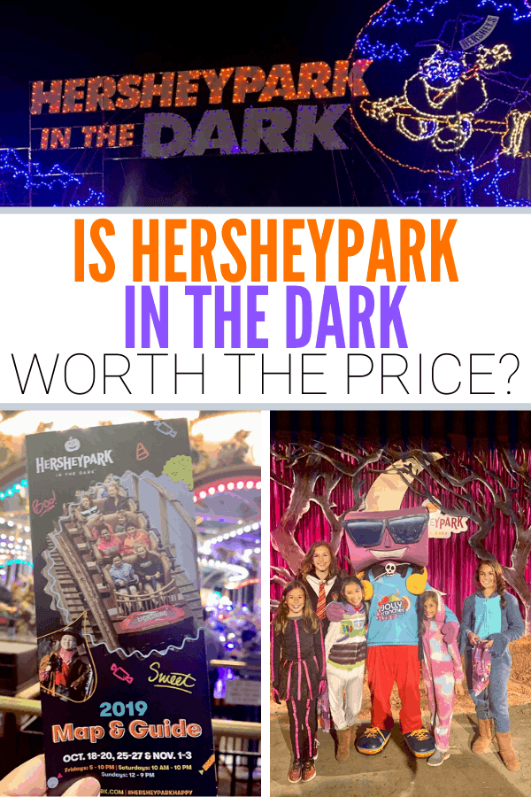 Is Hersheypark in the Dark worth it?