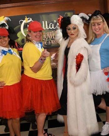 Cruella's Halloween Hide-A-Way Review